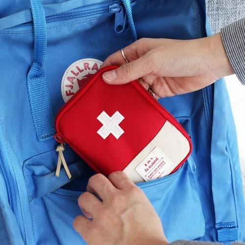 REISEAPOTHEKE - Erste-Hilfe-Tasche